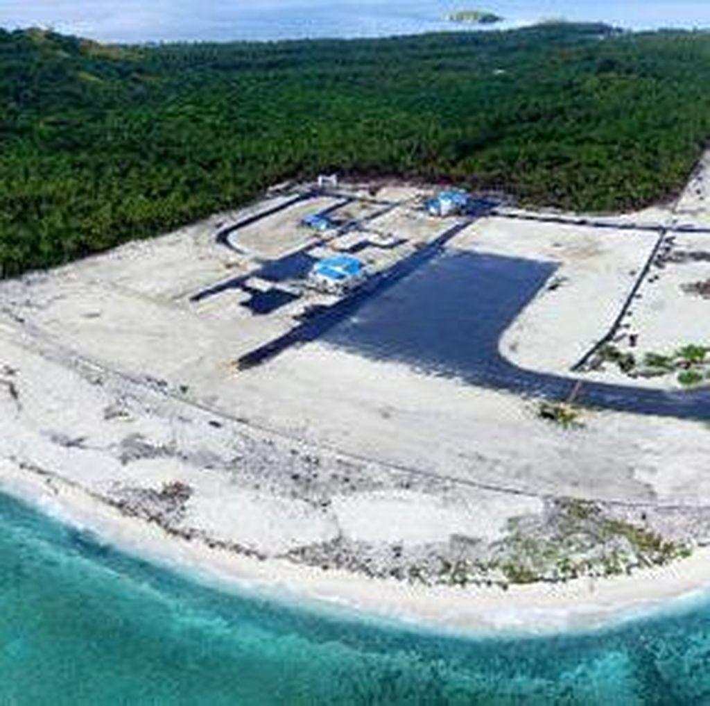 Kado untuk Miangas, Pulau Terdepan RI