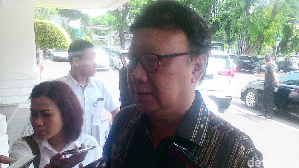 Mendagri Surati 17 Gubernur Patuhi Aturan UMP