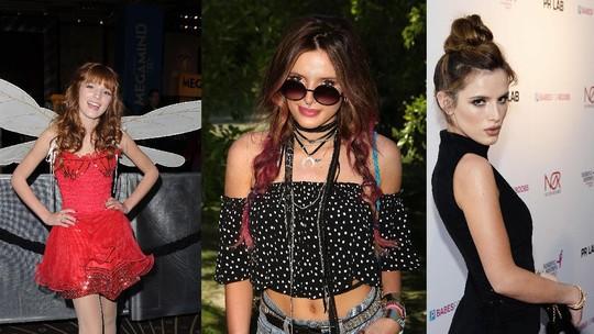 Bella Thorne, Dari Disney hingga Tampil di Majalah Playboy