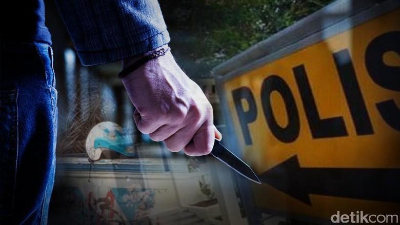 Seorang Warga Serang Polsek Penjaringan, 1 Polisi Terluka