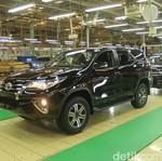 Pabrik Aktif Lagi, Produksi Mobil Meningkat 6 Kali Lipat