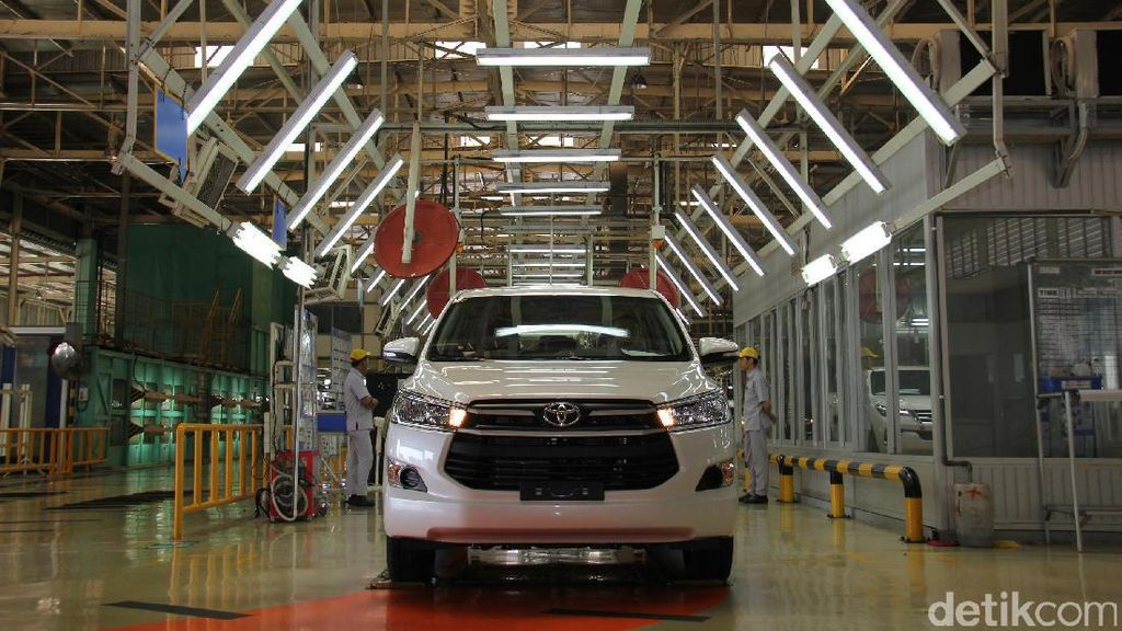 Tambah Investasi, Toyota Bakal Tambah Pabrik?