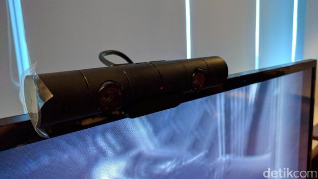 Butuh PlayStation Camera untuk menjalankan PlayStation VR.