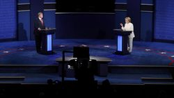 Beda Sambutan Istri untuk Trump dan Biden Usai Debat Perdana