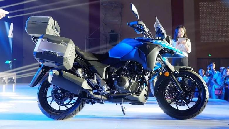 Foto: Suzuki DL250 konsep