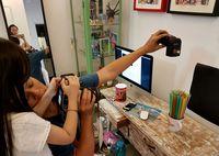 Proses pengambilan gambar yang bisa dilakukan di rumah Anda.