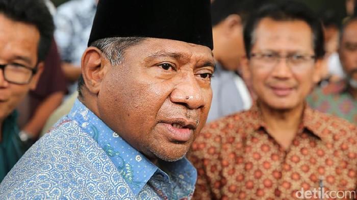 Ketua Komisi VIII DPR RI Ali Taher Parasong