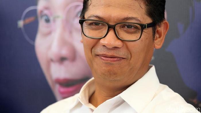 Plt Direktur Jenderal Perikanan Tangkap KKP, Zulficar Mochtar