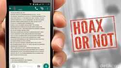Mau Pandemi Cepat Usai, Jangan Suka Sebar Informasi Hoax!