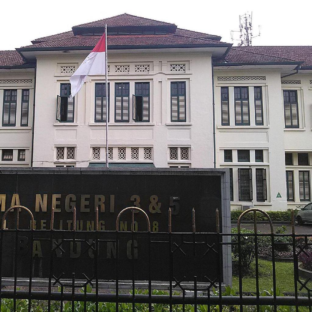 Pelanggaran PPDB, 8 Pendaftar SMAN 3 Numpang KK di SMPN 2 Bandung
