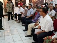 Anies Baswedan Kampung Kampung Jangan Digusur Tapi Dilukis
