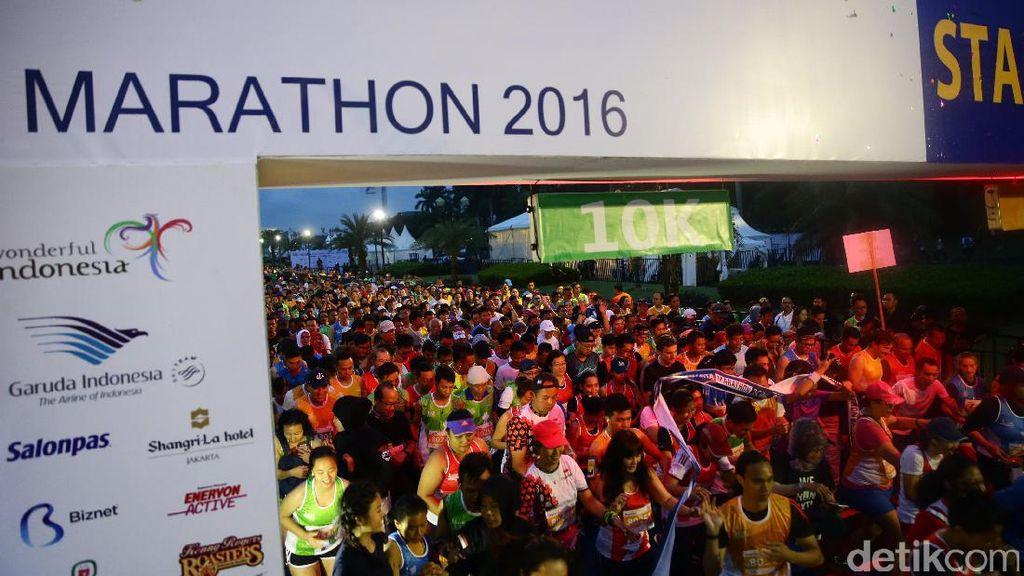 Mandiri Jakarta Maraton 2016