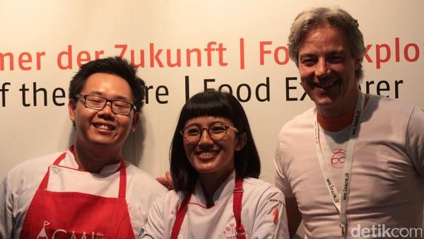 Kelas Memasak Indonesia di Frankfurt Book Fair 2016 Dipadati Warga Jerman