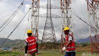 Tiga Tahun Jokowi-JK, Begini Realisasi Program 35.000 MW