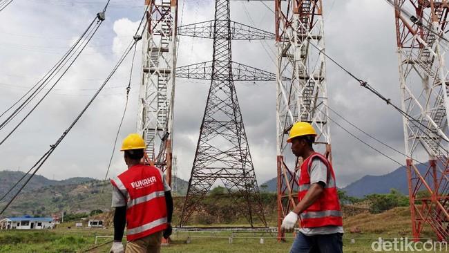 Selamatkan Rupiah, Separuh Program 35.000 MW Ditunda