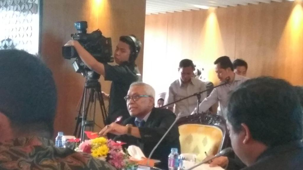 Wakil Ketua DPR Kumpulkan Jonan Hingga Bambang Brodjo Bahas Panas Bumi