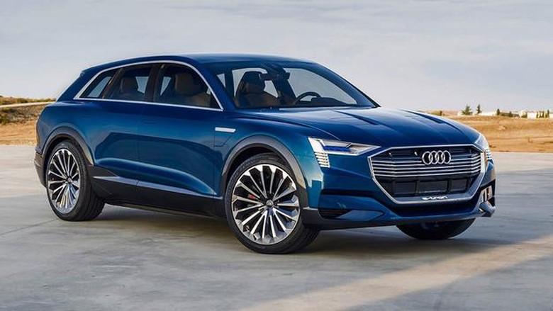 Audi e-Tron (Foto: Audi)