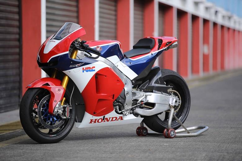 Honda RC213V-S (Foto: Astra Honda Motor)