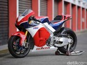 MotoGP Jalanan Honda RCV213V-S Dijual Rp 4 Miliaran