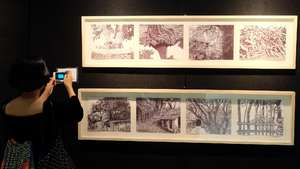 Lukisan 3D Gatot Indrajati Juarai UOB Painting of The Year