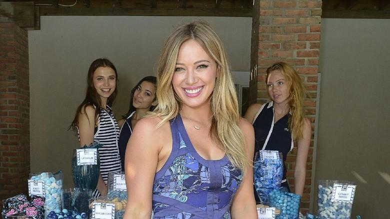 Bolehkah Ibu Hamil 9 Bulan Olahraga Tinju Seperti Hilary Duff?/ Foto: Getty Images