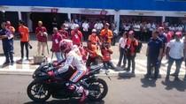 Sentul Menyambut Kampiun MotoGP 2016