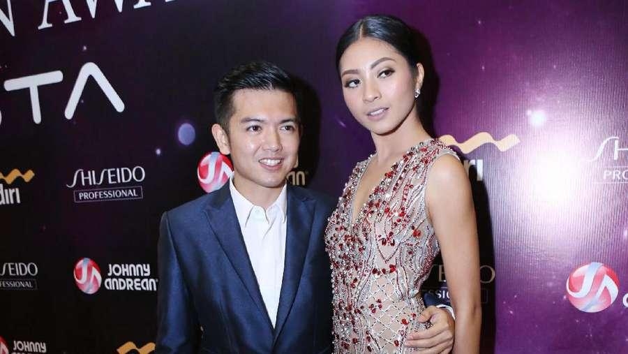Serasinya Nicky Tirta dan Sang Istri, Liza Elly