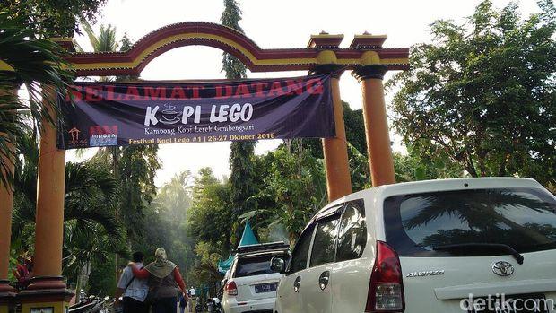 Festival Kopi Lego (Lerek Gombengsari)