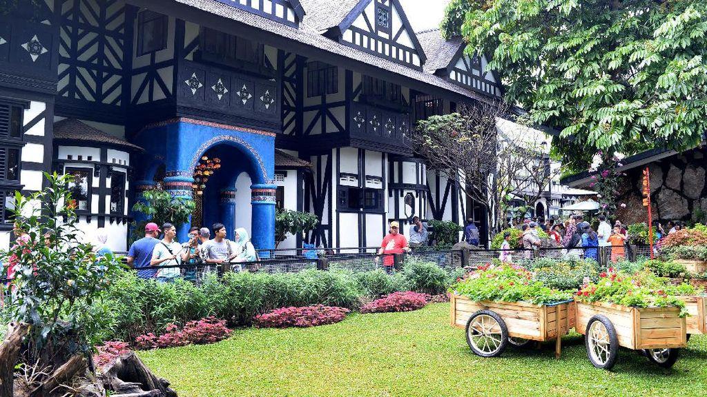 Foto: 5 Kota untuk Kabur dari Polusi Jakarta