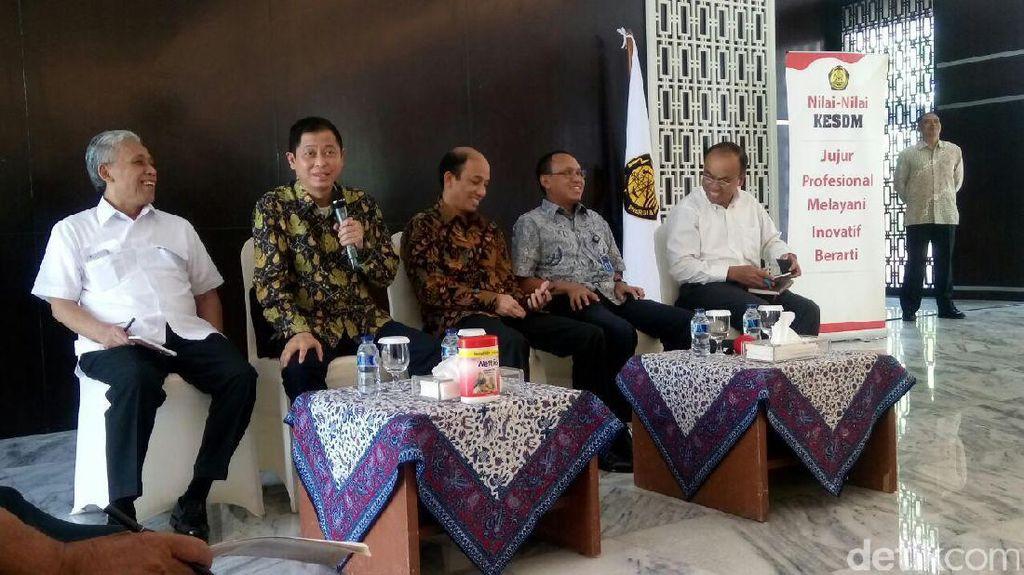 Jonan: Pembangunan Infrastruktur Listrik Era Jokowi Ngebut Sekali