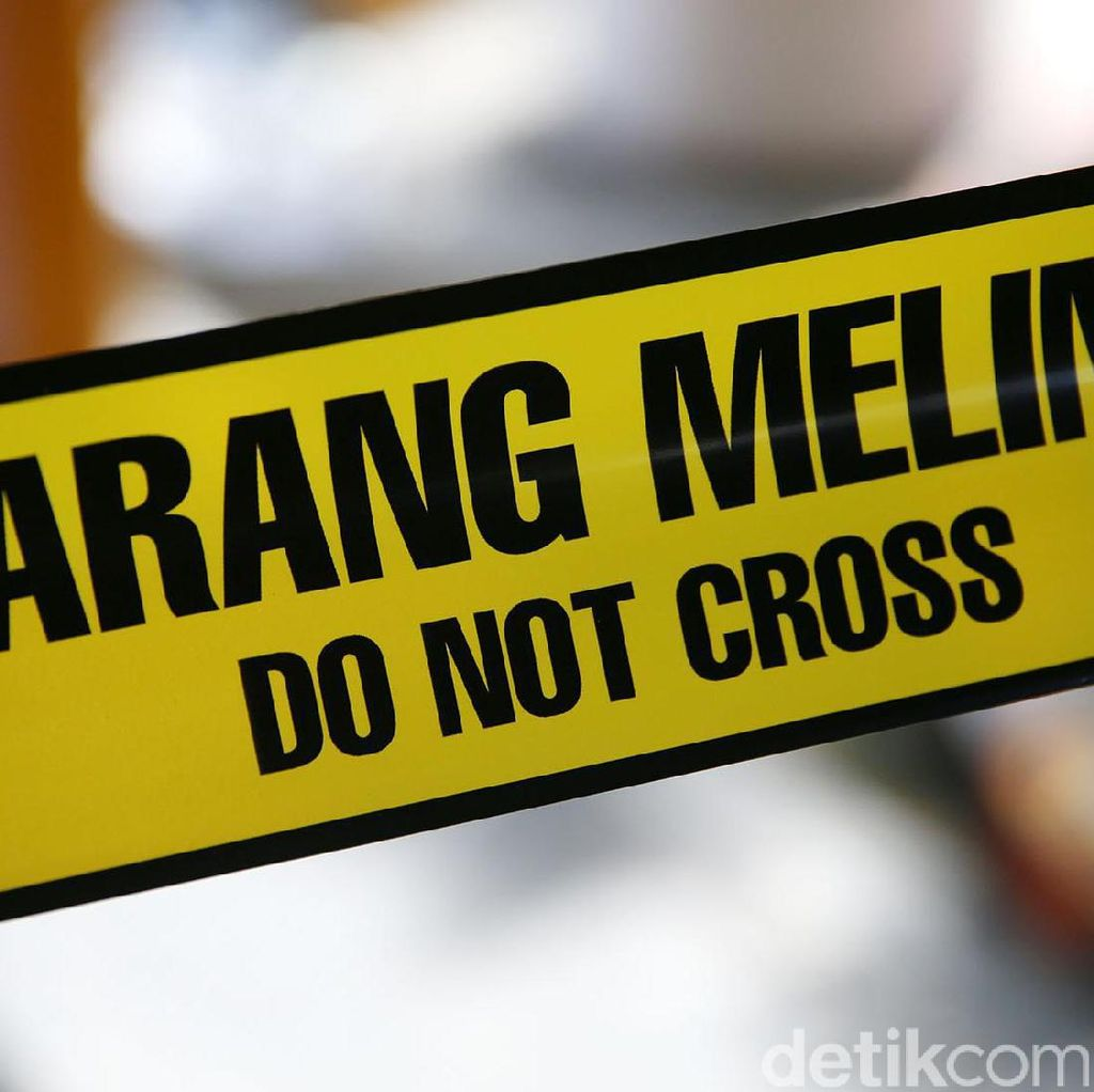 Mayat dengan Luka Tusuk di Narogong Korban Pembunuhan