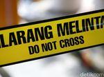 Penampakan Tas Mencurigakan di Depok yang Ditangani Jibom