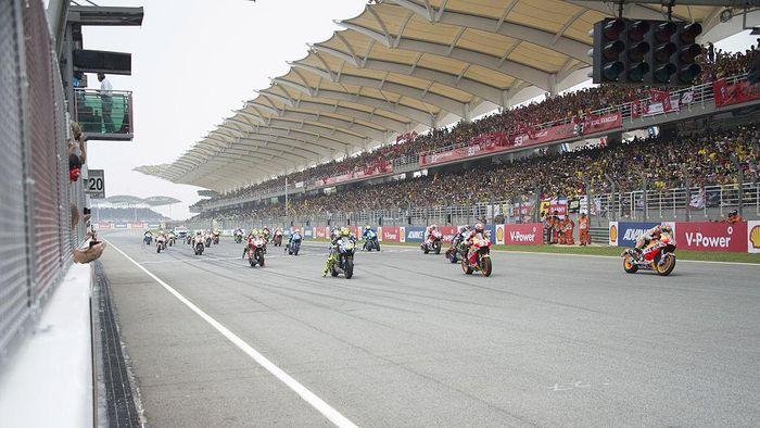 MotoGP Malaysia akan digelar akhir pekan ini (Foto: Mirco Lazzari gp/Getty Images)