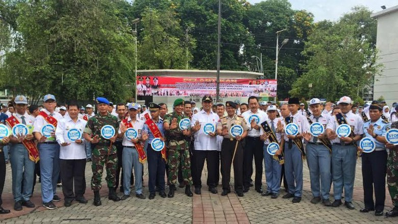 Perangi Narkoba, Kota Semarang Punya Agen Untuk Selamatkan Generasi Muda