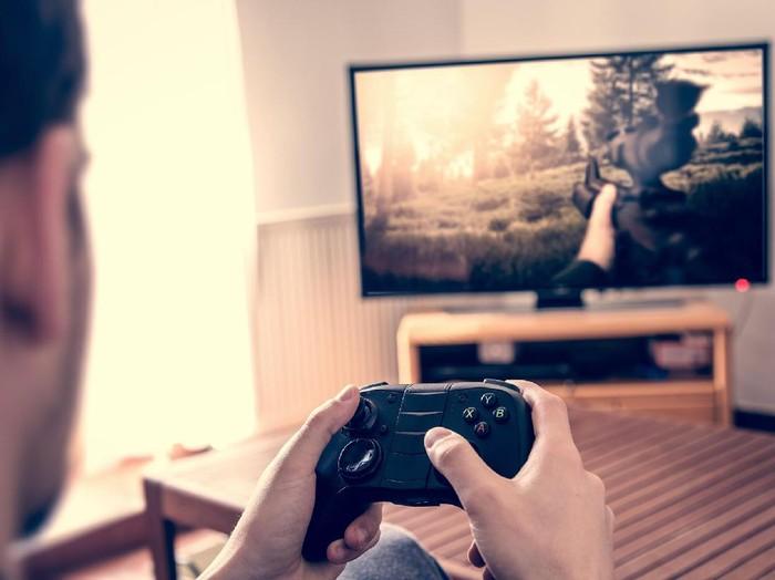 Main game salah satu cara untuk bahagia/Foto: Thinkstock
