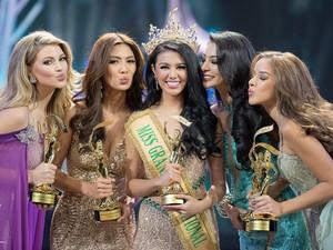 Jadi Juara Miss Grand International, Ariska Putri Bersiap Hampir Setahun