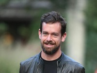SUN VALLEY, ID - JULY 6: Jack Dorsey, co-founder and chief executive officer of Twitter, attends the annual Allen & Company Sun Valley Conference, July 6, 2016 in Sun Valley, Idaho. Every July, some of the worlds most wealthy and powerful businesspeople from the media, finance, technology and political spheres converge at the Sun Valley Resort for the exclusive weeklong conference. (Photo by Drew Angerer/Getty Images)