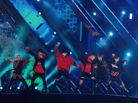 GOT7 grup boyband di bawah naungan JYP Entertainment