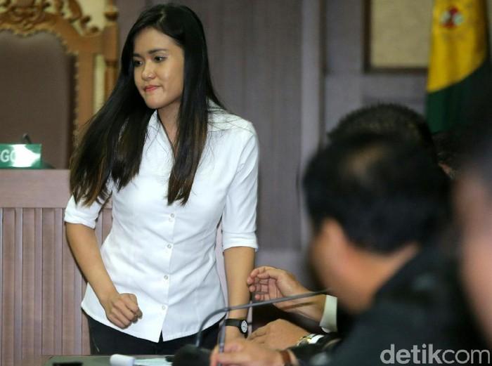 Jessica Kumala Wongso (Foto: Agung Pambudhy-detikcom)