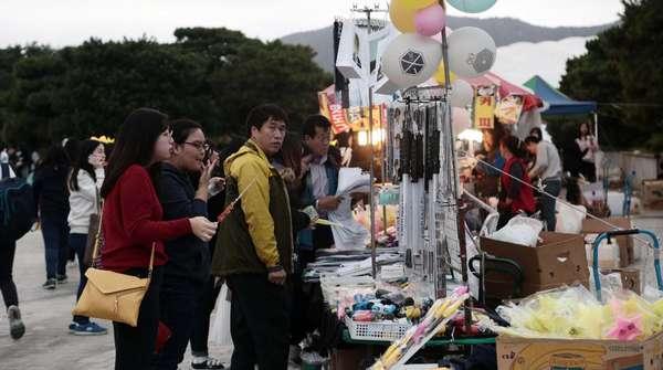 Begini Suasana Penonton di Busan One Asia Festival 2016
