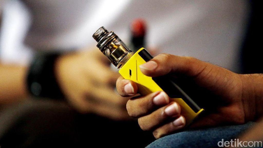 Korsel Dorong Warga Berhenti Konsumsi Liquid Vape