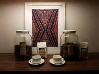 Unik! Kafe dengan Interior Batik Hadir di Jakarta
