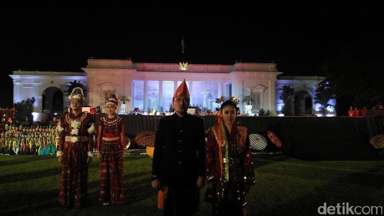 Nusantara Berdendang di Istana Merdeka untuk Peringati Sumpah Pemuda