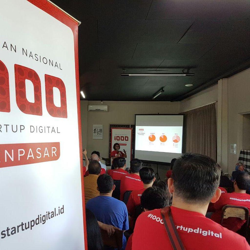 Kominfo Buka Gerakan Nasional 1.000 Startup Digital Gelombang 2019