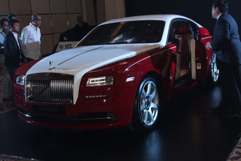 Rolls-Royce Wraith. Foto: Khairul Imam Ghozali