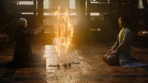 Doctor Strange Masuk Nominasi Oscar, Sutradara Tak Kaget
