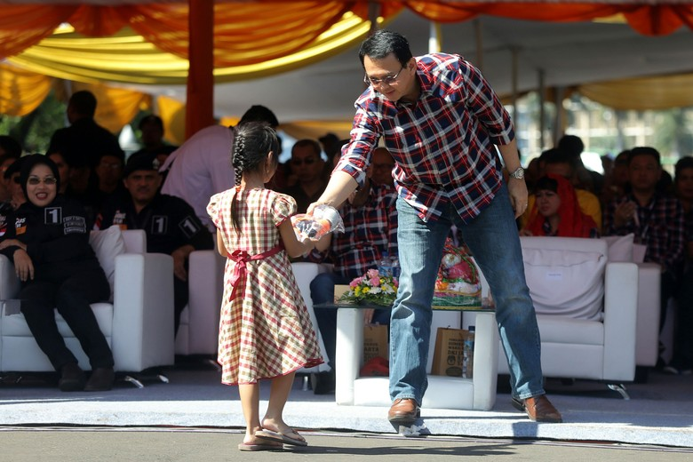 Ini Alasan Ahok Tak Izinkan Penyebaran KIP di Jakarta yang Dikeluhkan Anies
