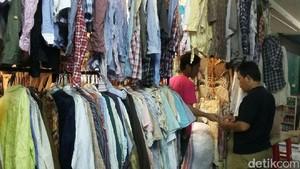 Industri Tekstil RI Rugi Rp 30 Triliun/Tahun Karena Impor Baju Bekas