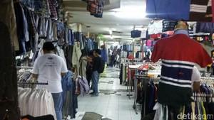 Sulit Dapat Pasokan, Pedagang Baju Bekas Senen Naikkan Harga