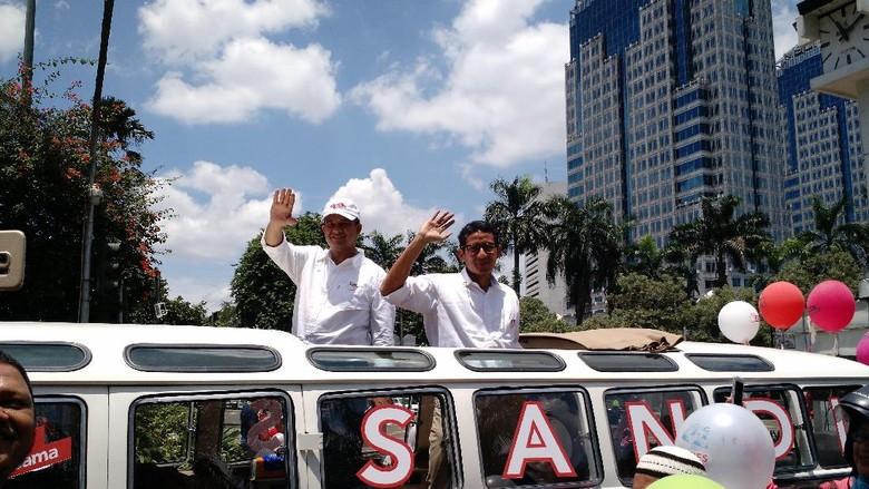 23 Janji Anies Baswedan-Sandiaga Uno: KJP Plus sampai Setop Reklamasi